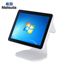cheap point of sale cashier register machine touch screen all in one pc