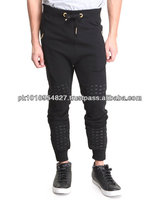 New styles Black Jeans pants for Boys Drop Crotch Pants