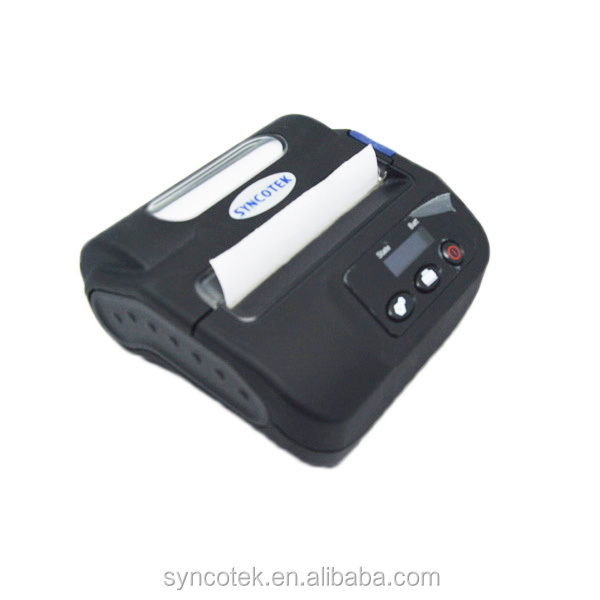 Handheld Portable Wireless Bluetooth Thermal Barcode Label Printer