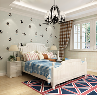 Top quality kids room/home/bedroom wall decor wallpaper for interior design