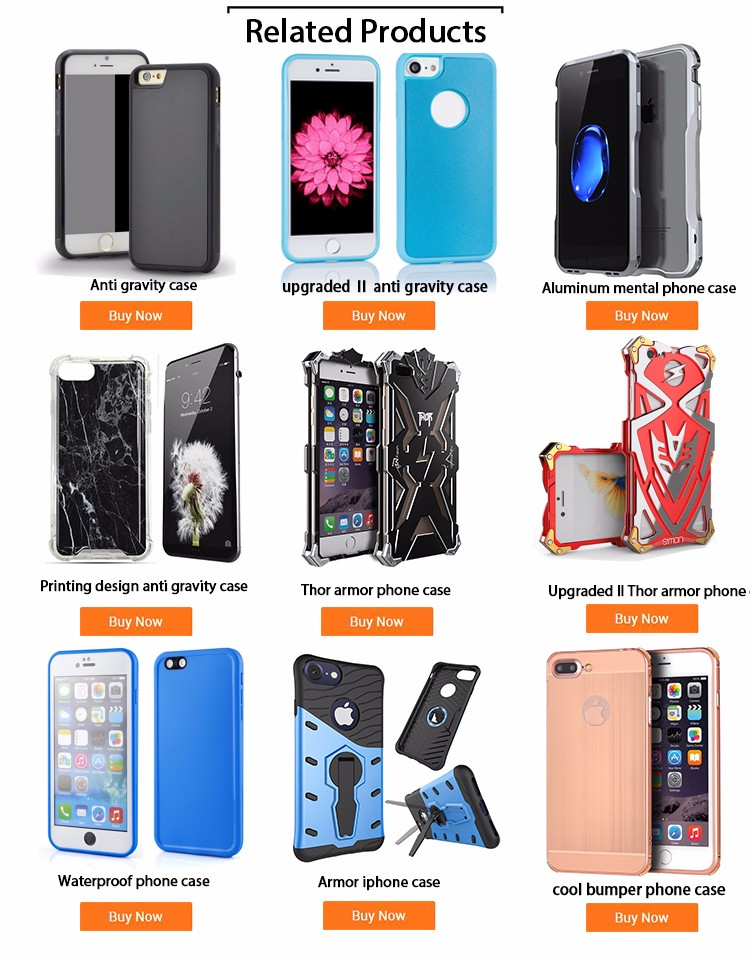 2018 trending products mobile stiky nano anti gravity case for iphone X