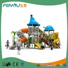 Feiyou Hot Sale Kids Fancy Animal Shape Outdoor Playground Product With Slide On Alibaba