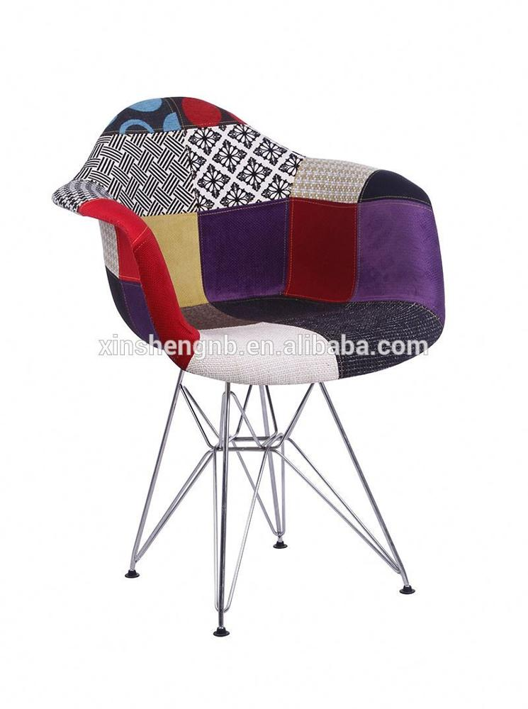 China Made Soft Comfortable Metal leg Living Relax Chair
