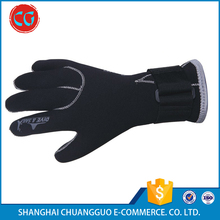3Mm Chloroprene Rubber Diving Microfiber Gloves