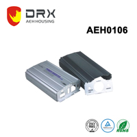 Waterproof Instrument Box Outdoor Watertight Extruded Aluminum Enclosure