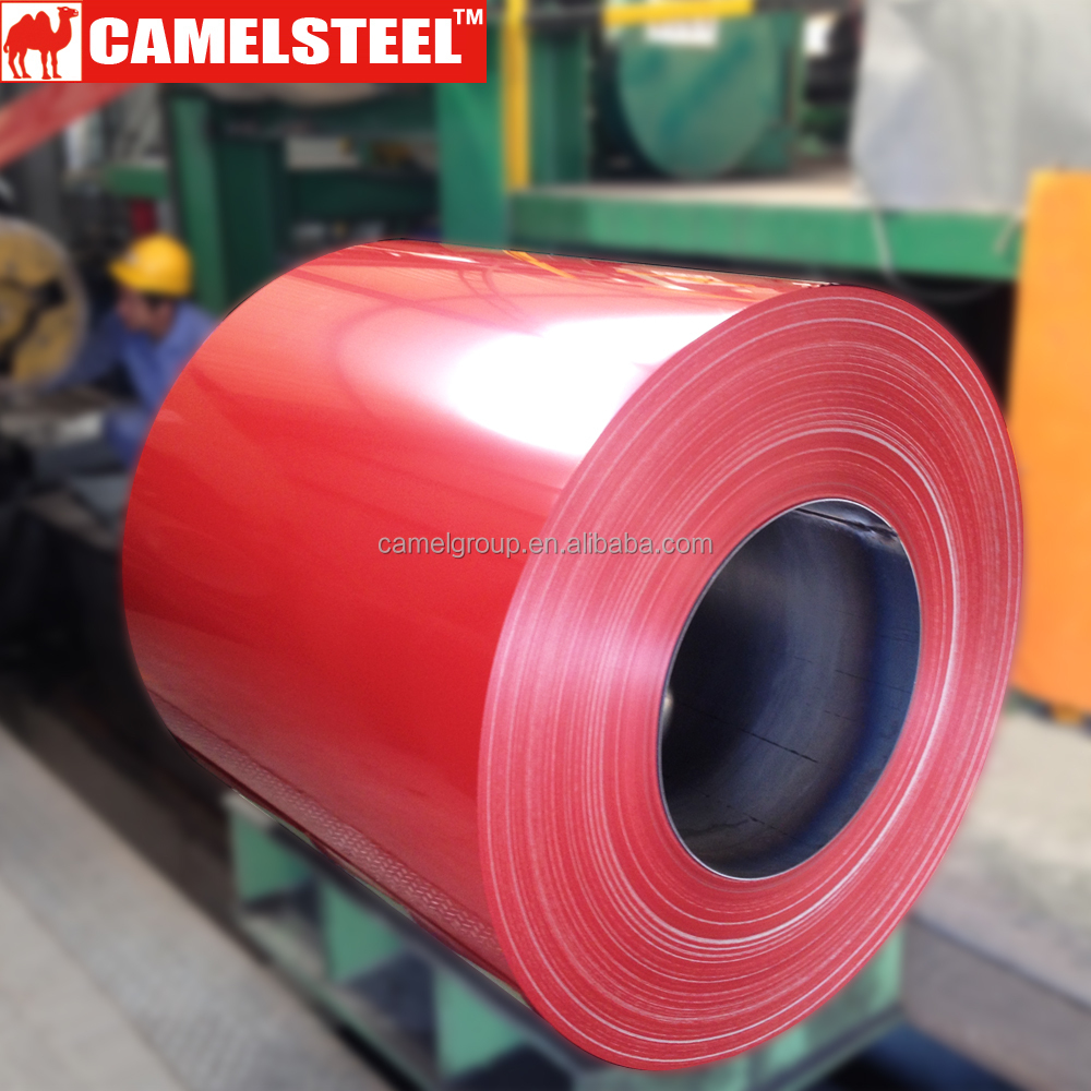 building materials name color coated coil steel for prefab homes