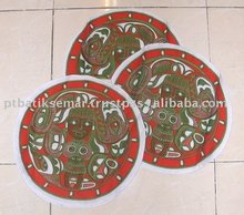 Round Asmad Placemat