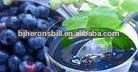 Frozen blueberry juice concentrate