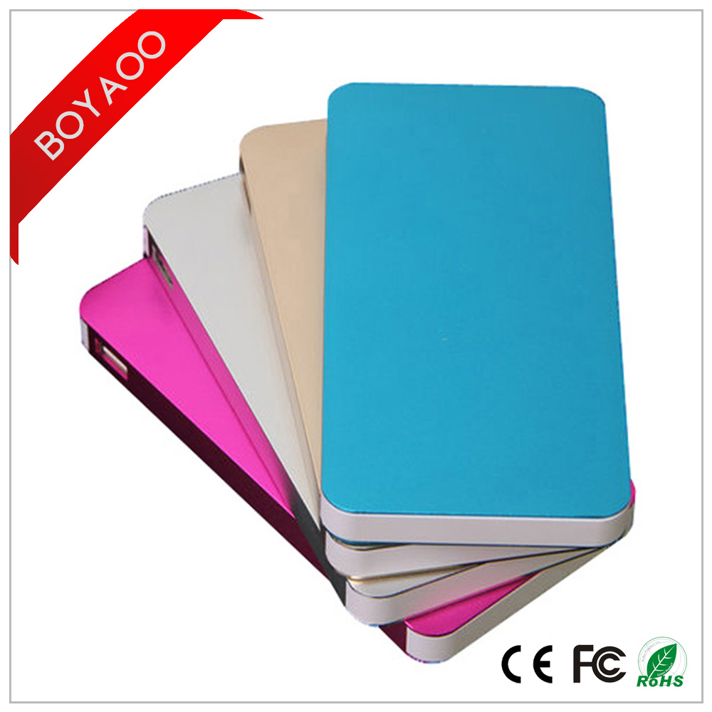 Elegant Slim Convenient To Carry Power Bank,Kong kim Power Bank Usb Power Bank