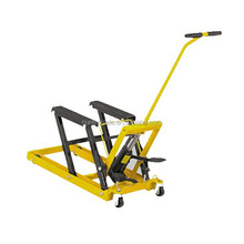 Motorcycle repaire stand hydraulic ATV lift stand