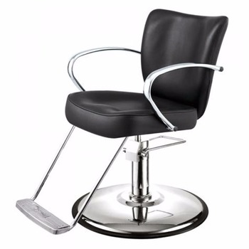 "Professional quality modern beauty barber chair salon equipment ""VENUS"" styling chair"