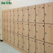 Jialifu compact laminate athletic storage cabinet locker