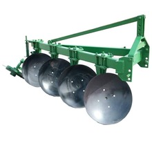 One way side 2-6 blades farming tillage disc plow