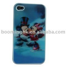 For new iphone 4 3D hard case