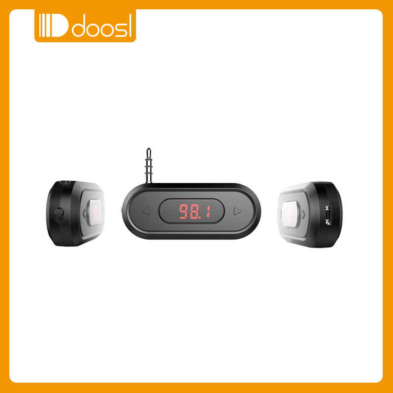 doosl Radio FM transmitter for car stereo best selling products 2017 in usa