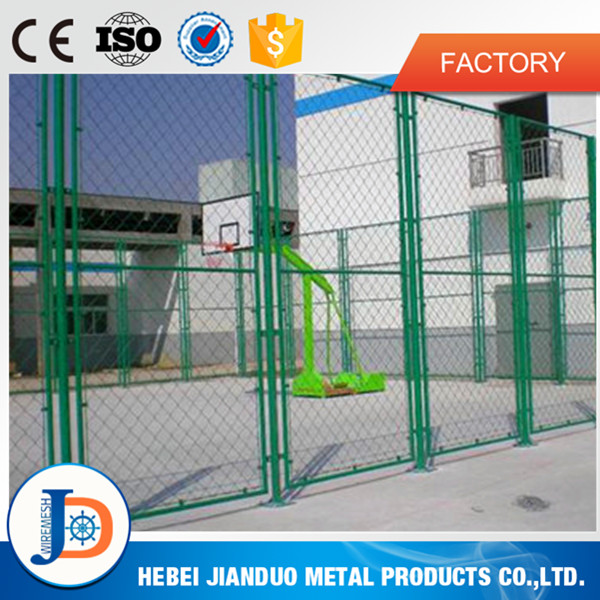 Alibaba best sellers Temporary fence chain link wire mesh for playground