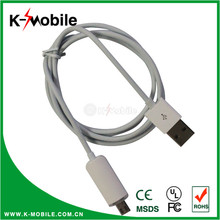 2015 newest Customized Double Speed Fast Charge22awg 2A 5Pin Micro USB MFI Cable For MFI Certified Manufacturers