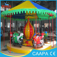 Amusement park games factory professional manufacturing kiddie bounce car