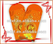 2012 new year hot sell red pocket envelope