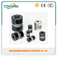 Single Bellow Flexible Rubber Joint Flange