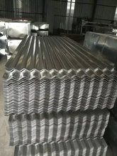 Aluminum Zinc Coated Galvanized Iron Sheet Roofing