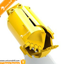 Unicorn Drill Foundation Construction Mechinery Bore Piling Rotary Centrifugal Rock Drilling Bucket