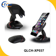 Mini air vent magnetic mobile cell phone stand mount Car Holder for iphone GPS PDA