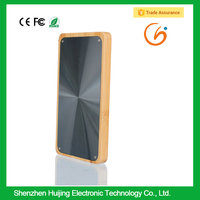 2015 new product cheap portable power bank new online bamboo power bank