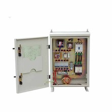 tower crane scm electric motor control panel with electrical panel boxes