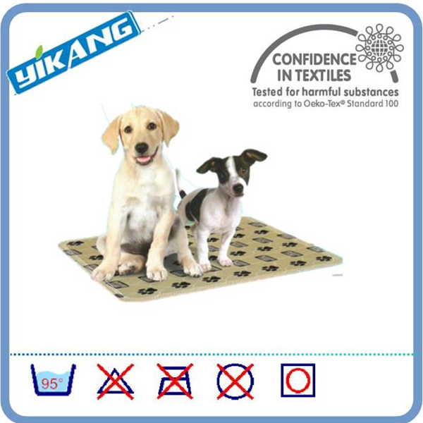 reusable and washable pet training pad