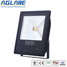 Projector cob chip outdoor waterproof 50w ip66 led flood light