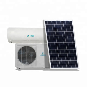 100% Solar air conditioner 18000btu for home/Solar air conditioner OEM/High Quality Solar air conditioner