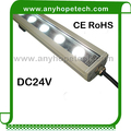 Color changing DC24V ip65 dmx512 led rgb wall washer 60w