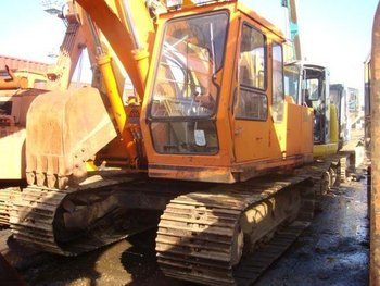 Used Excavator Hitachi UH045-7