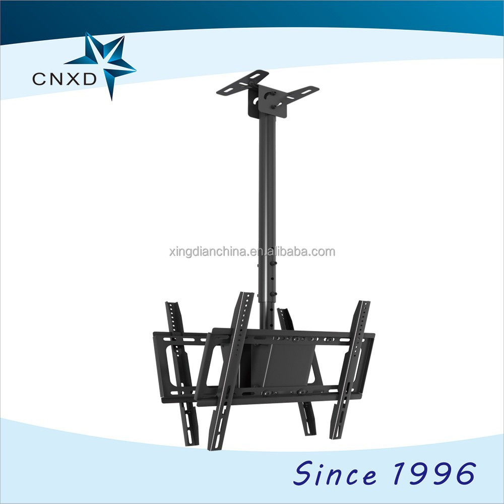 hanging tv ceiling dual tv suspended ceiling mount flip down tv ceiling mount buy dual tv - Tv Ceiling Mount
