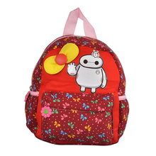 Promotional cute school bag funny children backpack bag
