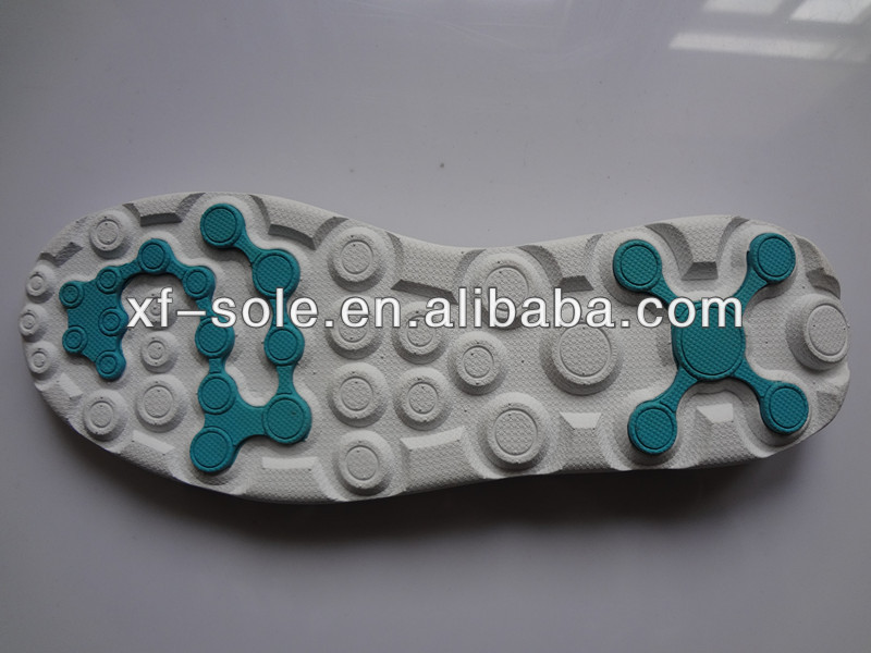 2014 China Hot sale New Type Teen Soles For Shoe, Sole