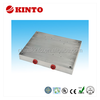 Liquid cooled plate,heat sink