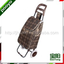 wheel shopping cart plane shopping trolley