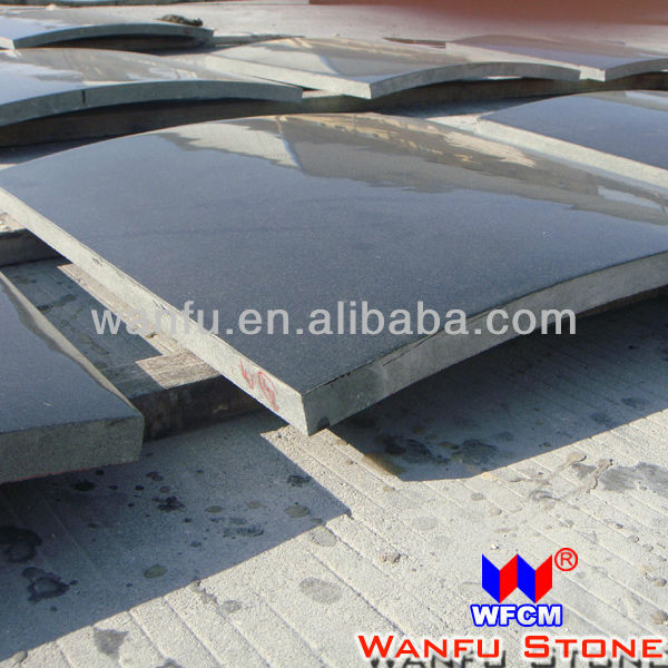Arc Granite Column Panel Tile for Building Decoration