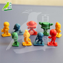 one piece cartoon small plastic toy figures