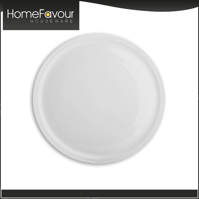 Advanced Production Line Factory ITS Certified Home Ware Super White Porcelain Dinnerware