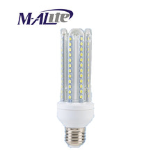 low price 3U led energy saving light bulb,E14/E27/B22 led corn light 3U ,smd 2835 led bulb lamp