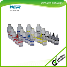 Top Selling WER Diamond quality pigment dtg ink price