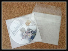 Top Sell Product Clear Plastics PP CD Sleeve/CD pouch/CD envelop with Flap