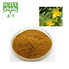 Sciyu Supply Natural St John's wort Extract Powder Hypericin 0.3%