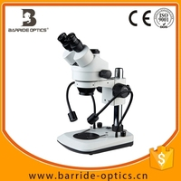 (BM-7045T)NEWLY Trinocular Lab Zoom Stereo Microscope for Modern Biomedical Research