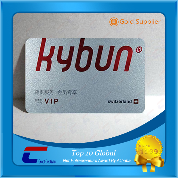 High performance 125khz writable rfid card t5577 read and write chip