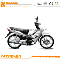 NZ110-5A 2016 110cc New Excelente Barato Hot Sales Adults Cub Motorcycle/Motocicleta For Brasil