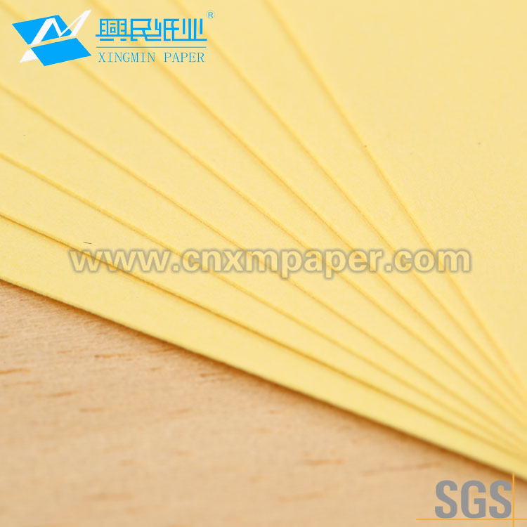yellow sheet paper prices/spiral notebook with yellow paper/yellow sticky paper